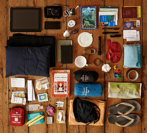 Essential Items and How to Pack When Going on Vacation